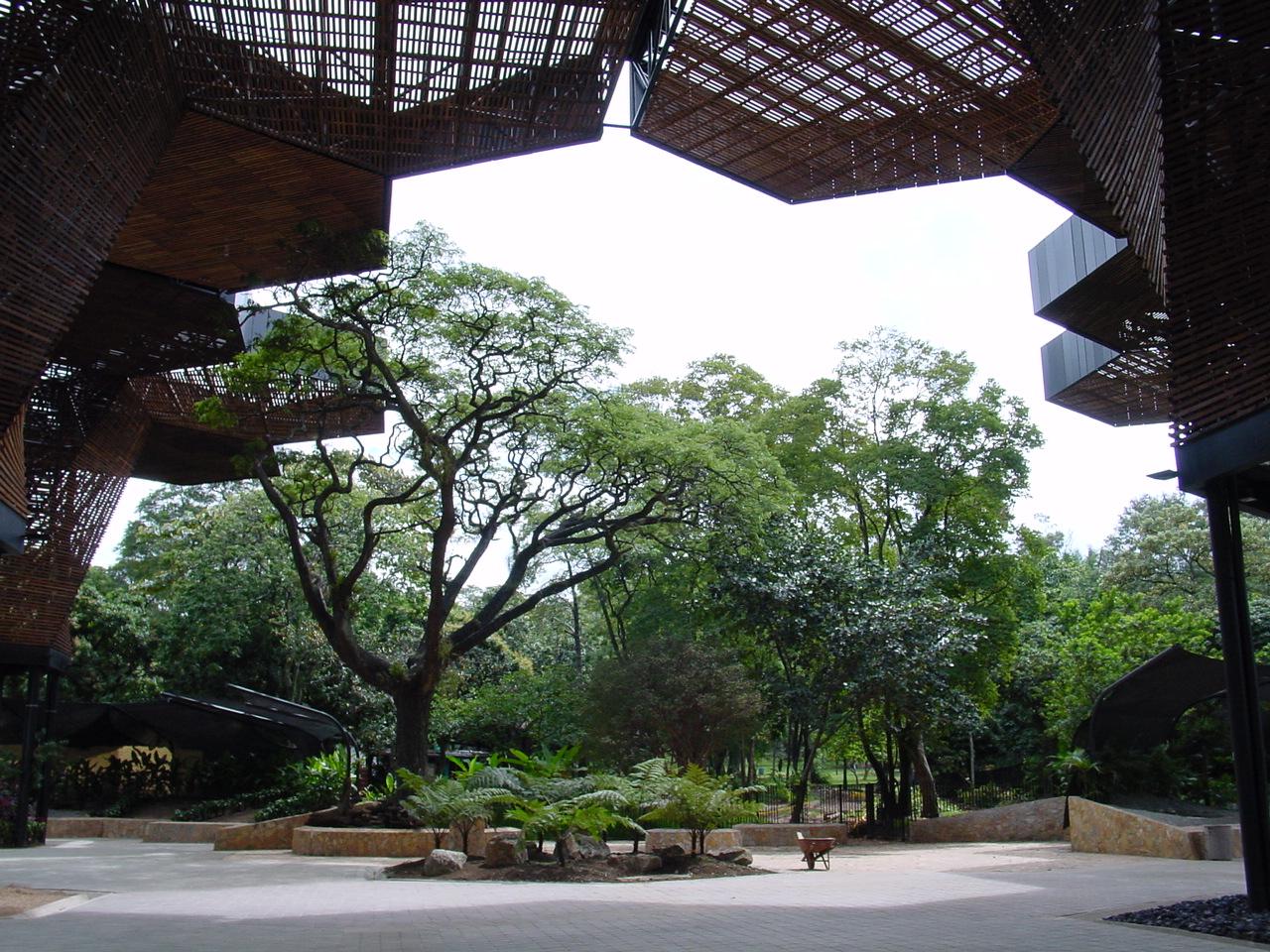 Orquideorama by plan b studio landscape architecture for Botanic com jardin