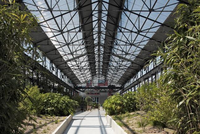 Adh nantes jardin des fonderies 51 landscape for Architecture de jardin