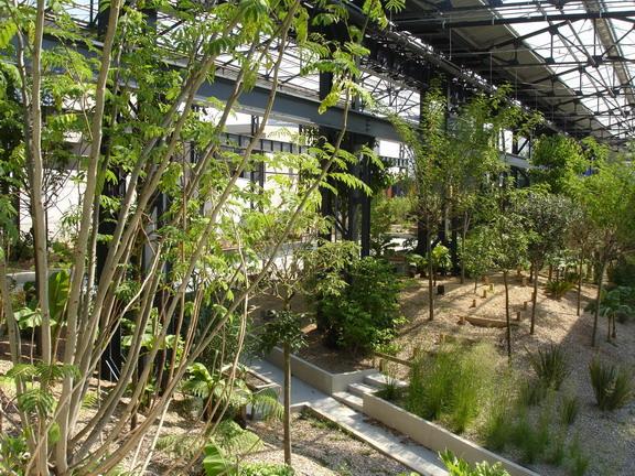 Adh nantes jardin des fonderies 61 landscape architecture works landezine for Grand jardin en friche