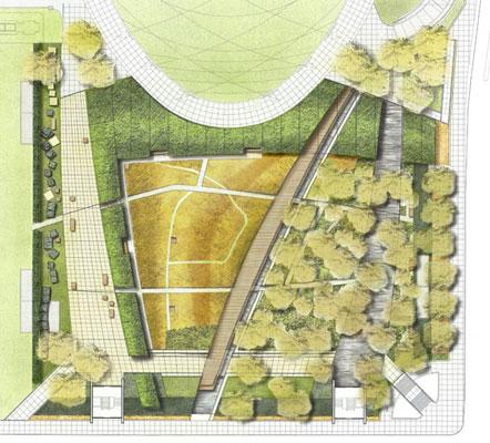 Lurie garden for Lurie garden planting plan