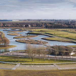 Ilex landscape architects shared with us new photos of Parc des Iles, so we are bringing it back in focus. Enjoy!