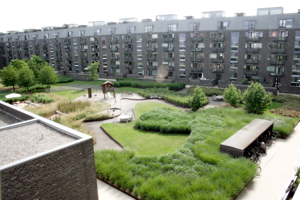 Charlotte Garden By Sla Stig L Andersson 171 Landscape Architecture Works Landezine