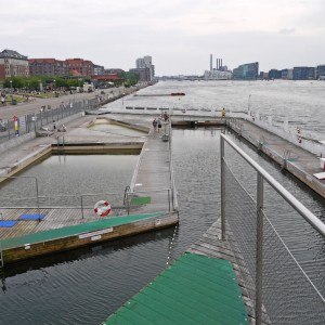Copenhagen harbour bath by plot big jds landscape for Landscape architects bath