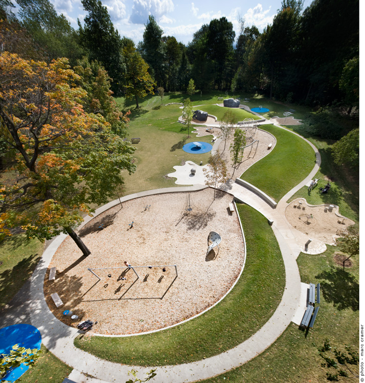 Landscape Architects: Salamander Playground By Cardinal Hardy « Landscape