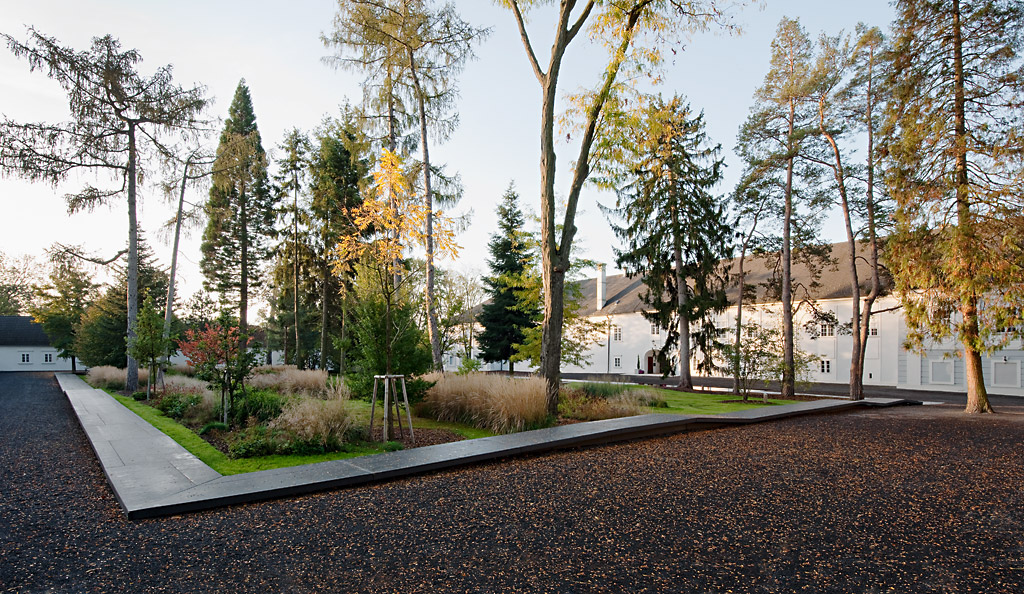 Arboretum lackenbach by 3 0 landscape architects for List of landscape architects