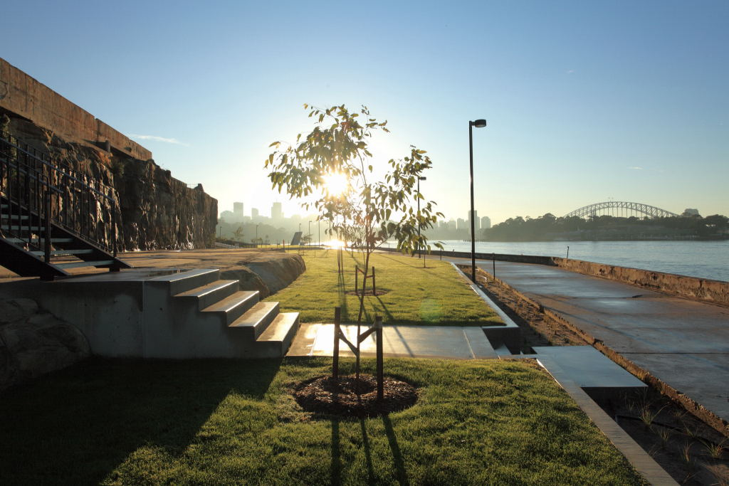 Ballast Point Park by McGregor+Coxall Landscape Architecture ...