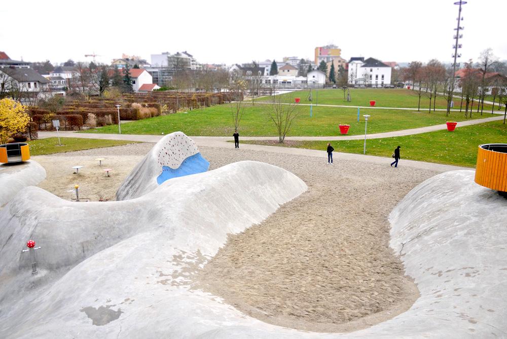 Парк ландшафтная архитектура urban park