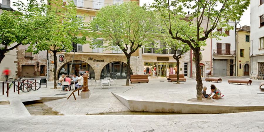Banyoles landscape architecture mias square 09 landscape for Spaces landscape architecture