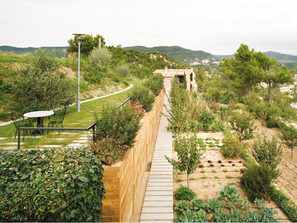 Horticultural Garden By Claudi Aguilo Riu Dataae For Design Vs Landscape Architecture
