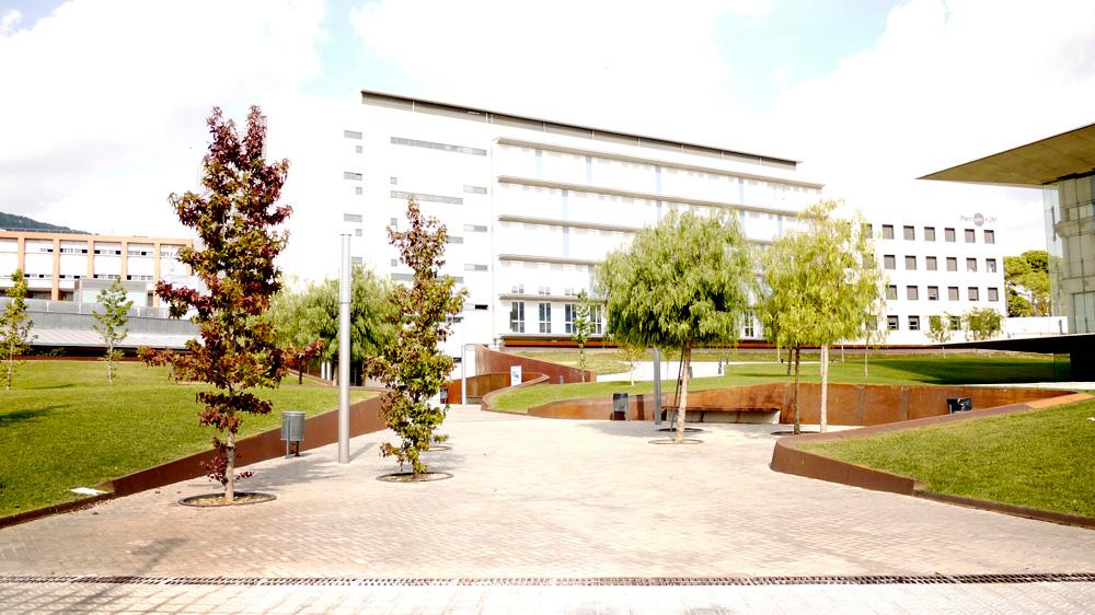 Beau Taller Landscape Architecture Campus Nort Barcelona 02 « Landscape  Architecture Works | Landezine