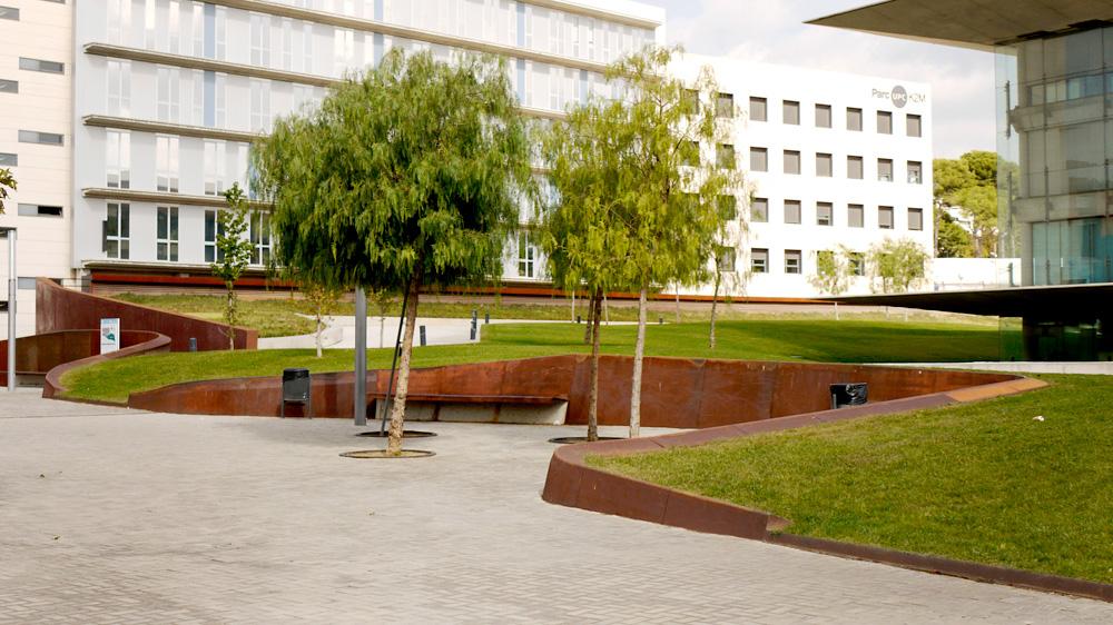 Taller Landscape Architecture Campus Nort Barcelona 05 « Landscape  Architecture Works | Landezine