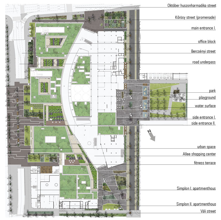 20 attila polgar landscape design landscape architecture for Landscape design studio