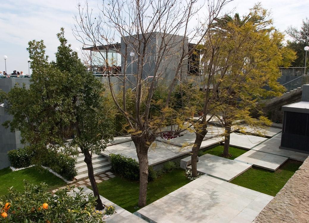 Beau Fondarius Architecture Montjuic Garden Barcelona 01 « Landscape Architecture  Works | Landezine. U003e