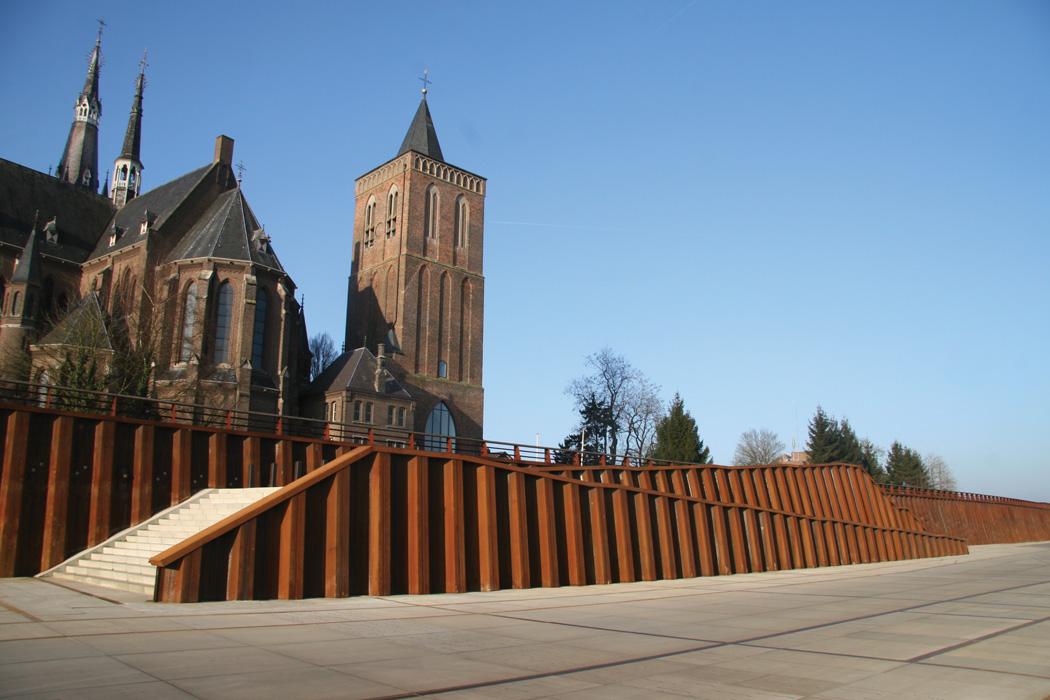 Maaskade cuijk by buro lubbers landscape architecture for Architecture buro