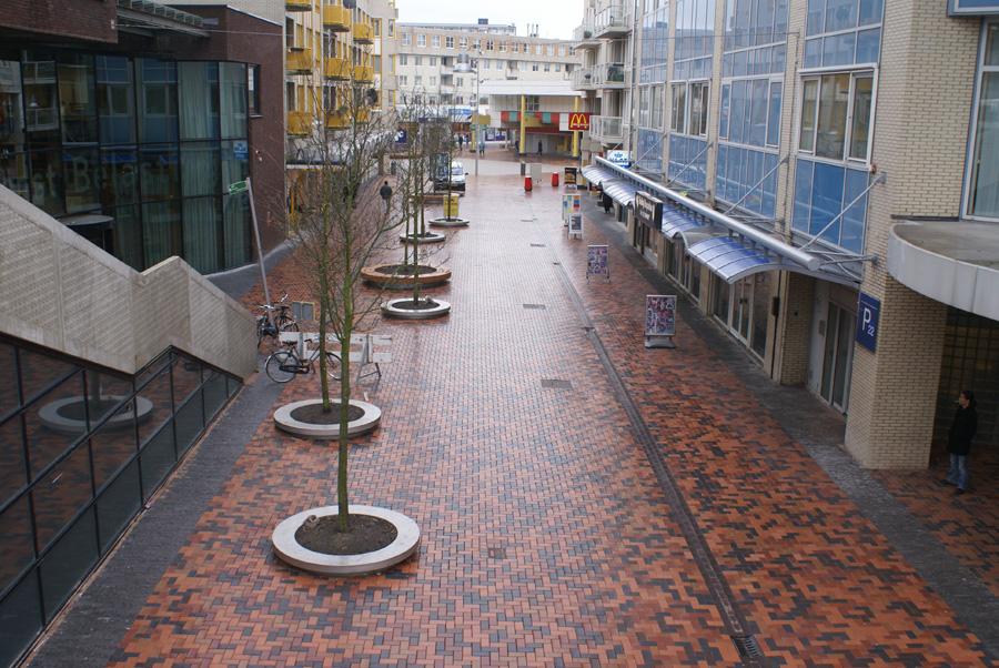 Arena boulevard amsterdamse poort by karres brands for Amsterdam poort