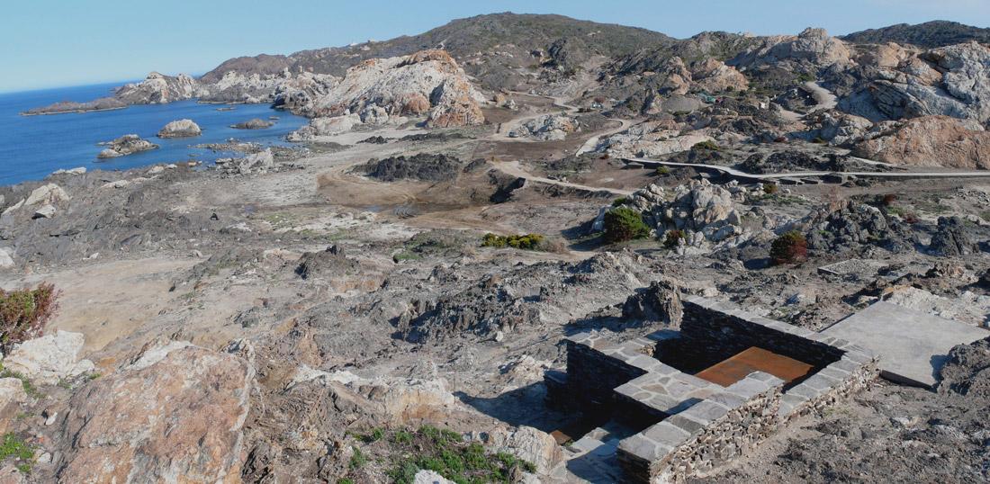 07 emf landscape architecture mirador pamperris - Club med cap de creus ...