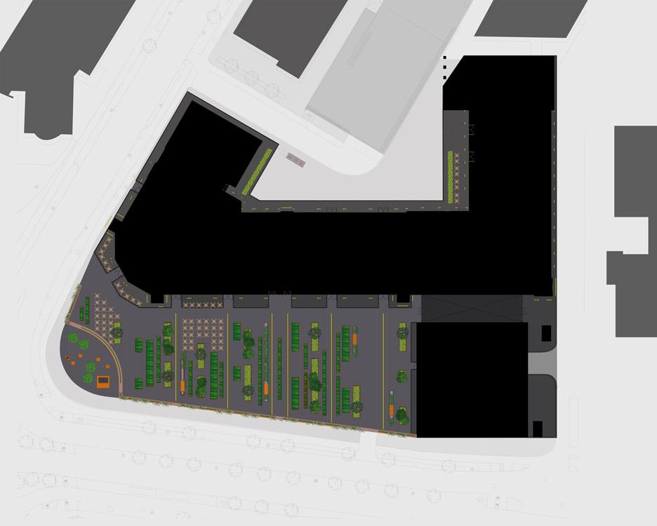 10 buro lubbers landscape architecture mathildeplein for Architecture buro