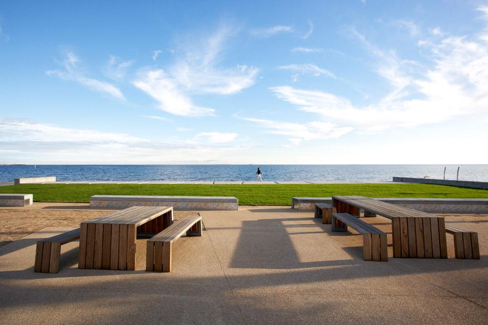 02 elwoodforeshore aspect landscapearchitecture for Aspect landscape architects