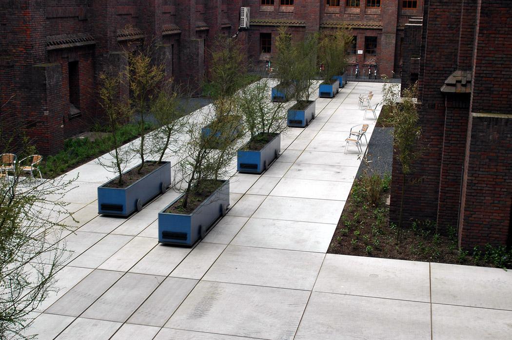 Inktpot Utrecht By OKRA Landscape Architecture