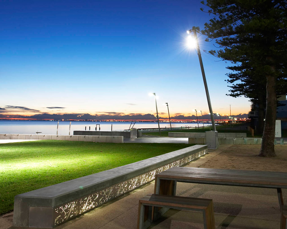 05 elwoodforeshore aspect landscapearchitecture for Aspect australia