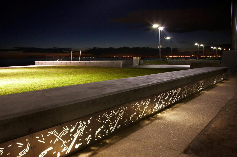 bench lighting. Bench Lighting. Andrew Lloyd Lighting E