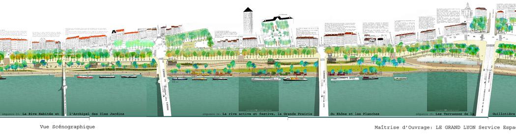 50 section berges du rhone landscape architecture works landezine. Black Bedroom Furniture Sets. Home Design Ideas