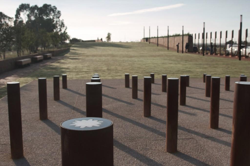 Sharpeville memorial garden by greeninc landscape for Greeninc landscape architecture