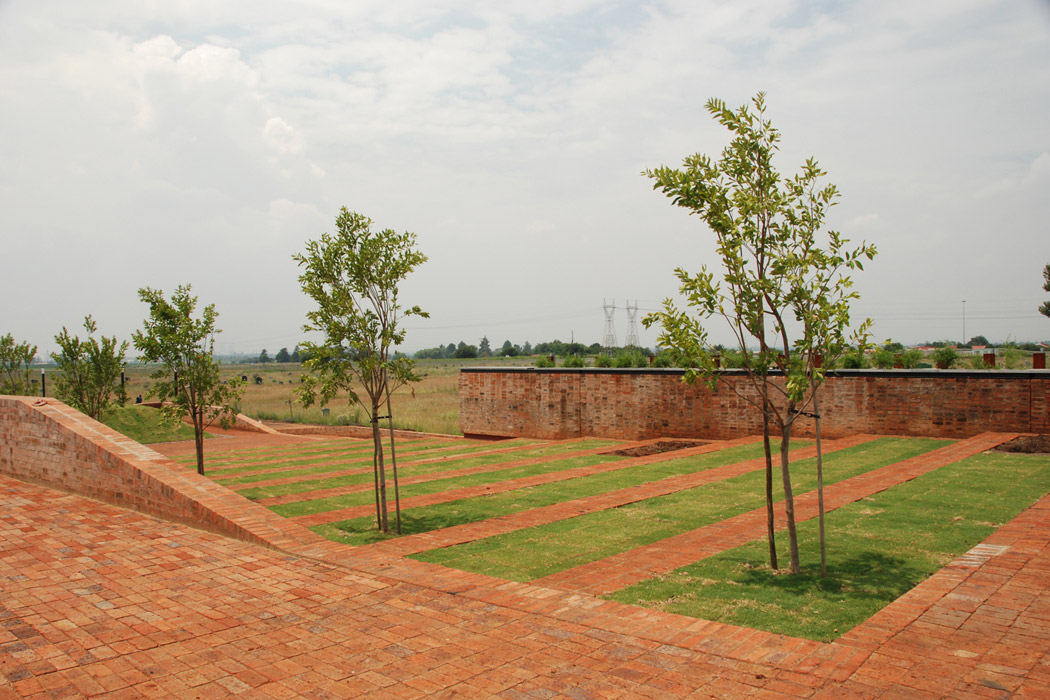 Sharpeville memorial garden 4 landscape architecture for Landscape architects south africa