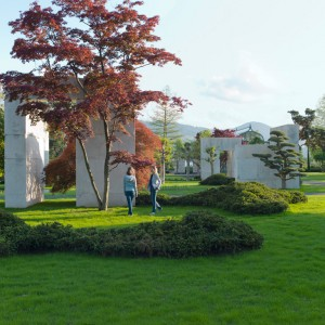 Tree museum-Enea Garden design 01