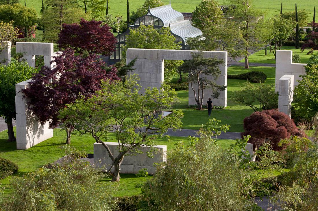 Tree museum enea garden design 07 landscape architecture for Tree landscape design