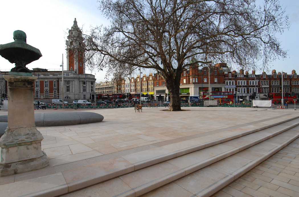 Windrush square brixton 9 landscape architecture works for 9 square architecture