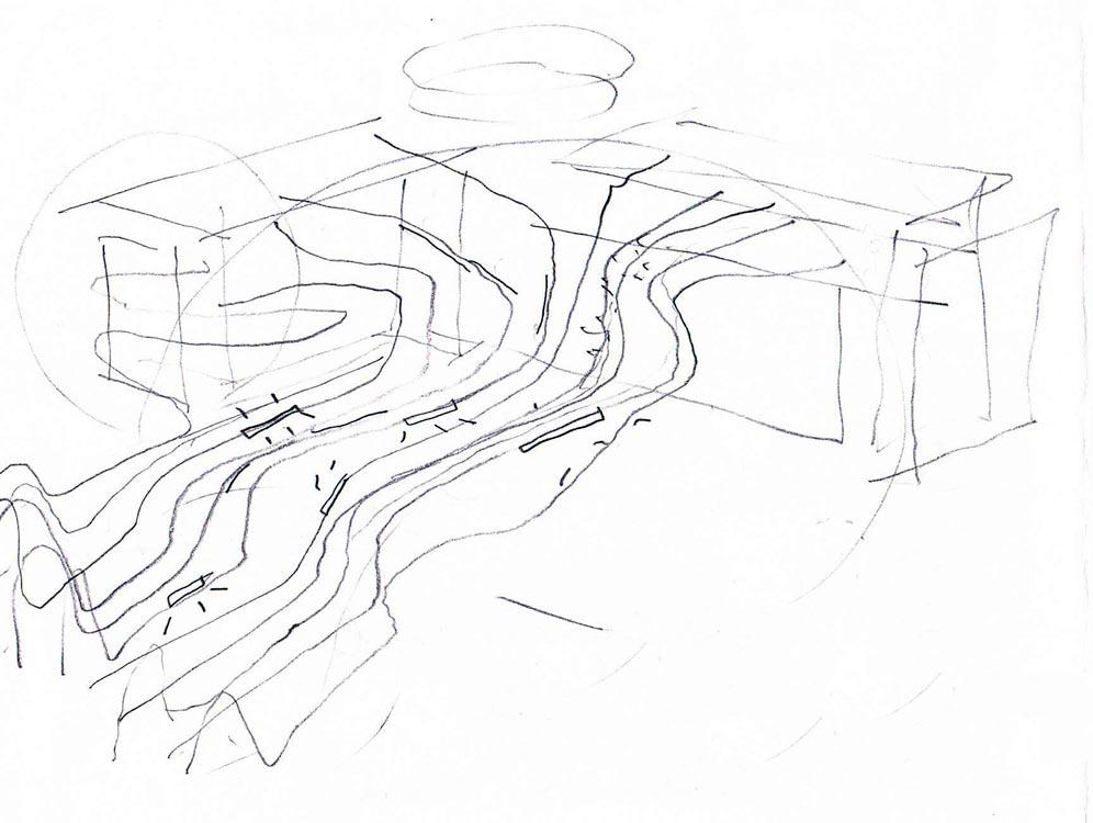 26 Concept Sketch Landscape Architecture Works