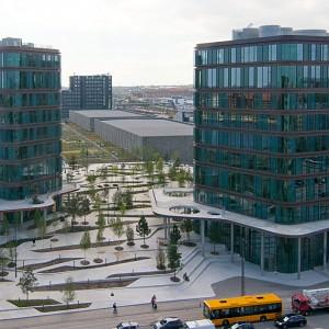 the city dune seb bank by sla landscape architecture