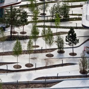 The City Dune SEB Bank By SLA Landscape Architecture Landscape