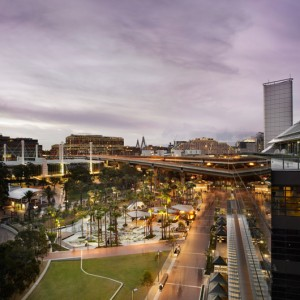 Darling quarter by aspect studios landscape architecture for Aspect landscape architects