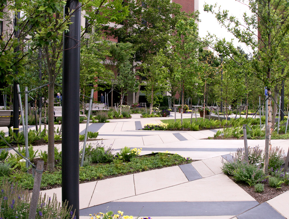 Mikyoung kim landscape architecture levinson plaza 11 for List of landscape architects