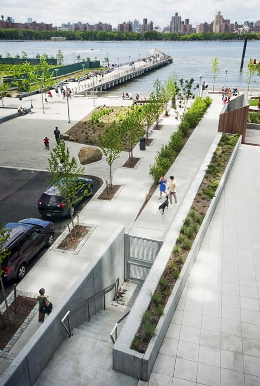 09 w architecture the edge park landscape architecture for Williamsburg architecture and design open house