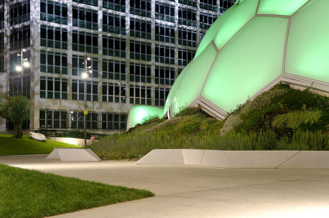 Plaza del Milenio Fotó EXP Architectes 20