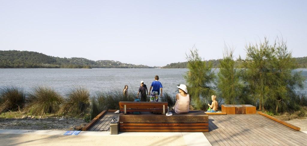 01 narrabeen aspect studios landscape architecture for Aspect landscape architects