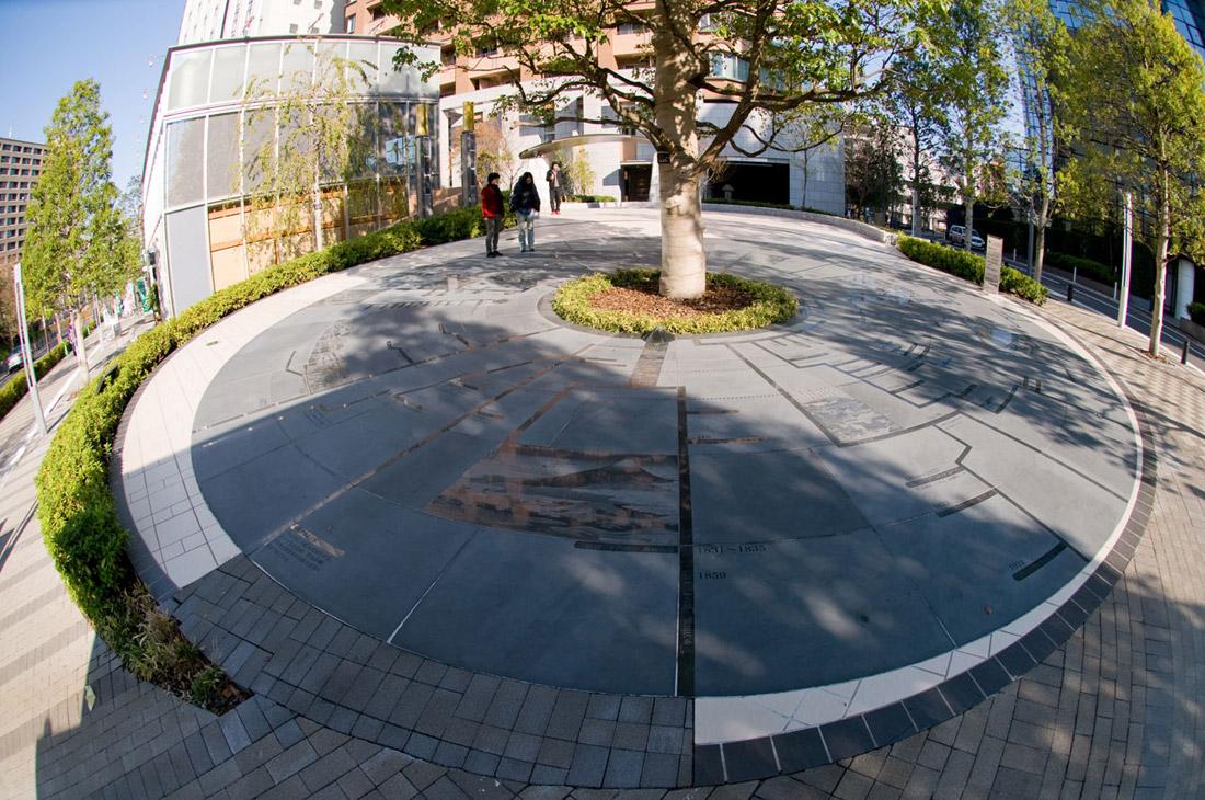 Iidabashi Plano By Earthscape Landscape Architecture Works Landezine