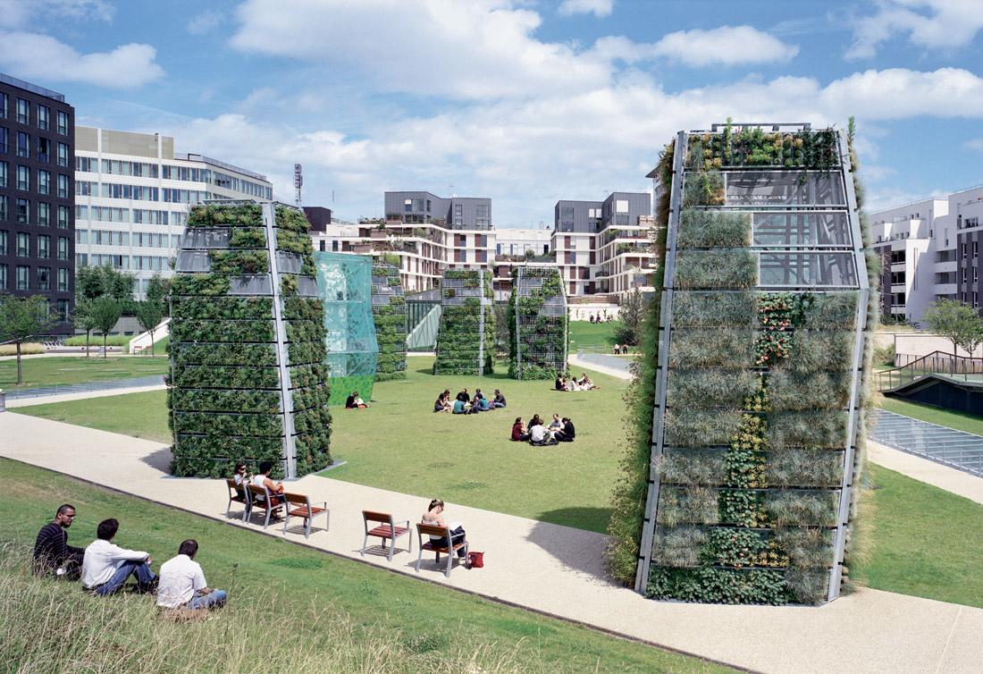 Vache Noire By Agence Ter Landscape Architecture Works