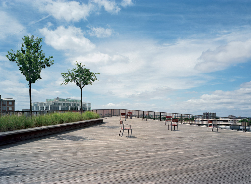 Vache noire by agence ter « landscape architecture platform