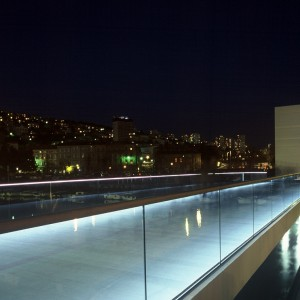 The Memorial Bridge By 3lhd Architects 171 Landscape