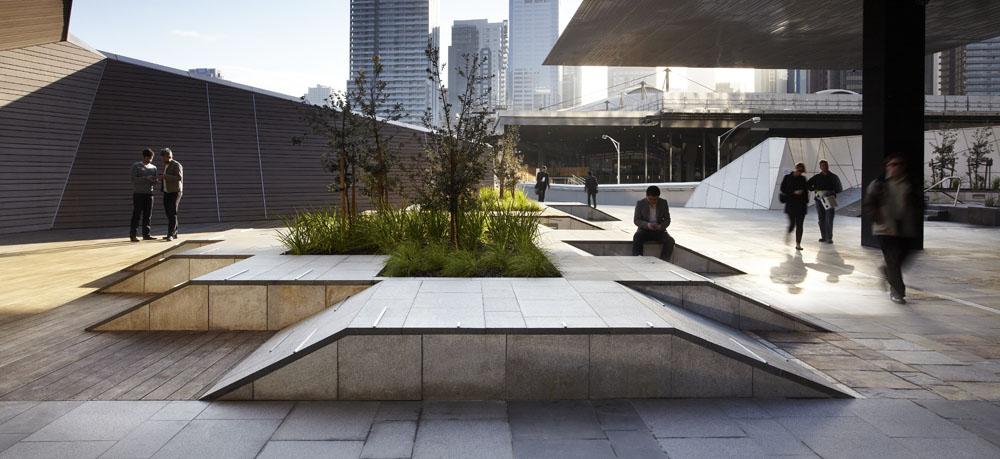 Aspect 717bourke 01 landscape architecture works landezine for Aspect landscape architects