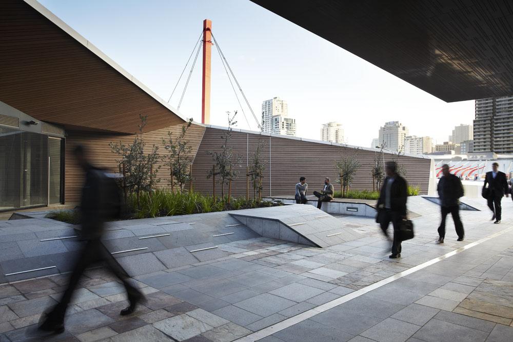 Aspect 717bourke 02 landscape architecture works landezine for Aspect landscape architects