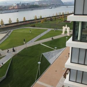 Riverside Origami Millennium City Center By Garten Studio
