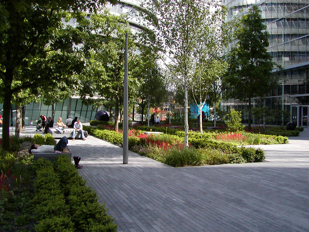Morelondon by townshend landscape architects landscape for Landscape architecture
