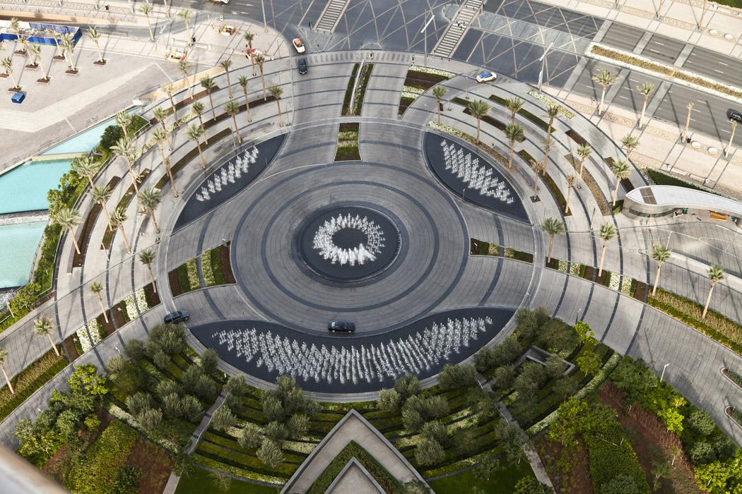 Burj Khalifa Park By SWA Group U00ab Landscape Architecture Works | Landezine