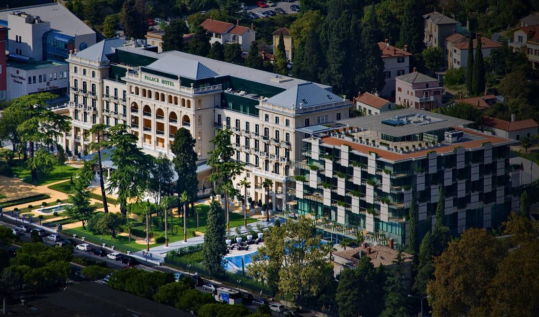 Kempinski Palace Hotel By Landscape Landscape Architecture Works - Palace-hotel-in-slovenia