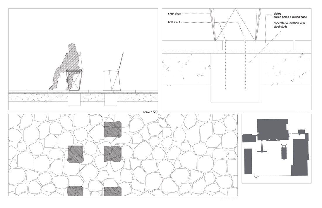 13-Construction-detail-'Single-Scatter'-street-furniture « Landscape Architecture Works | Landezine